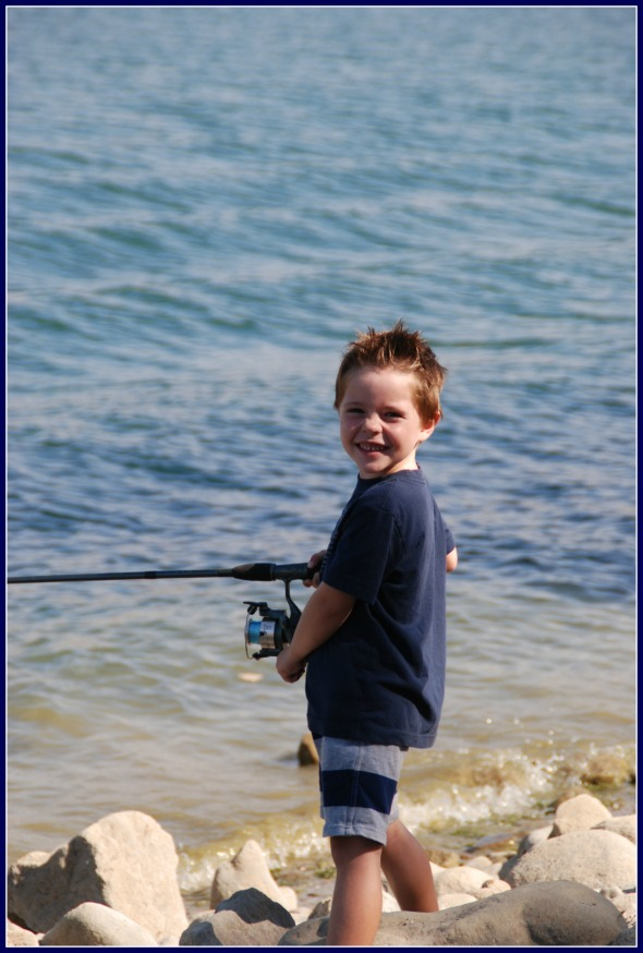 Hook, Line, and Sinker, Quinn Fishing