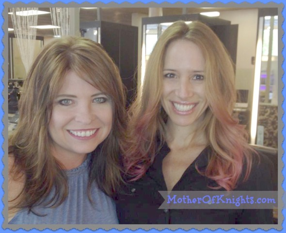 Amber And Maria