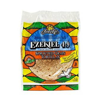Ezekiel Sprouted Grain Tortillas