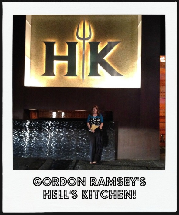 Watch Hells Kitchen: What It's Like To Dine At Gordon Ramsey's Hell's Kitchen
