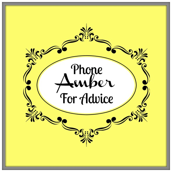 Phone Amber For Advice