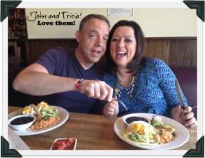 John and Tricia Goyer