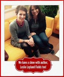 Leslie Leyland Fields and Amber Lia